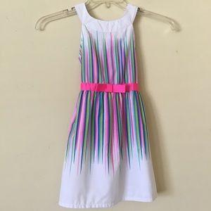 Sugah & Honey Girls Dress Sleeveless Size 6